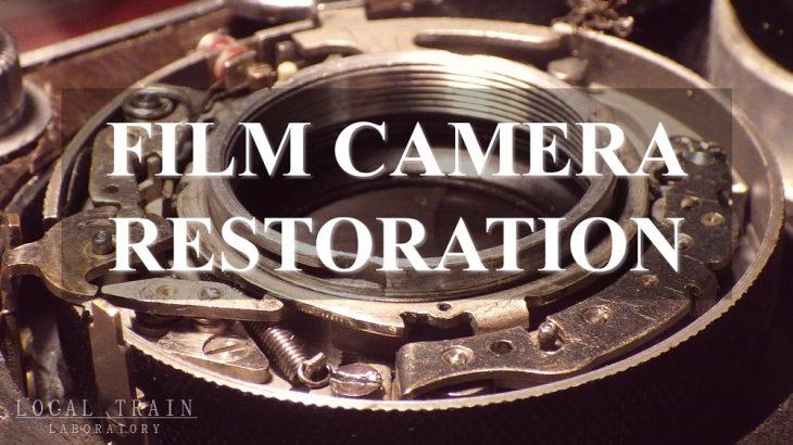 ジャンク品のフィルムカメラ修理にハマった理由